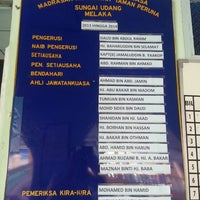Photo taken at Surau Al-Hidayah Taman Peruna by M K Fahmi I. on 8/14/2013