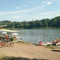 รูปภาพถ่ายที่ Kioskikahvila Tyyni โดย Herkko V. เมื่อ 7/28/2013