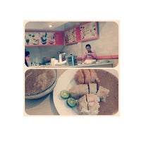 Photo taken at Warung Siomay by rian.Ry on 5/27/2013