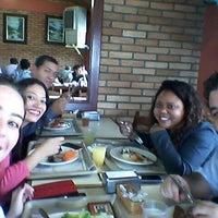 Photo taken at Restaurante Pedra Branca by Amanda A. on 5/21/2015
