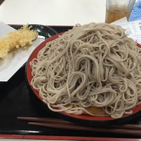 Photo taken at そば処 味奈登庵 保土ヶ谷区役所店 by JiNMa on 5/16/2016