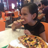 Photo taken at Sbarro by Ayse A. on 9/9/2016