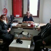 Photo taken at ES-İM Sigorta by Doruk G. on 12/22/2016