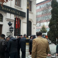 Photo taken at T.C. Ziraat Bankası by Doruk G. on 2/9/2017