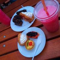 Photo taken at Cofetaria Atena by Elena D. on 6/9/2016