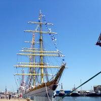 Photo taken at Black Sea Tall Ships 2014 by Simona C. on 5/26/2014