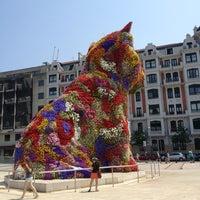 7/11/2013에 Deniz Kaan T.님이 Puppy (Guggenheim)에서 찍은 사진