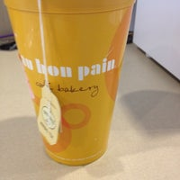 Photo taken at Au Bon Pain by Kandy on 12/3/2012