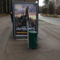 Photo taken at Bussipysäkki 3021 by Citynomadi on 4/14/2014