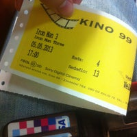 Photo taken at Kino 99 by Martin K. on 5/5/2013