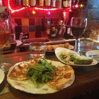 Photo taken at Sardin Bar och Tapas by Ann-Sofie L. on 5/28/2013
