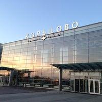 Снимок сделан в Международный аэропорт Кольцово (SVX) пользователем Roman G. 7/20/2013