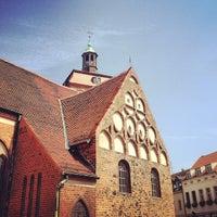 Photo taken at Luckenwalde by Matas on 8/3/2013