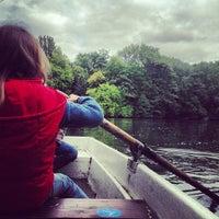 Das Foto wurde bei Neuer See von Matas am 9/15/2013 aufgenommen