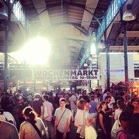 Das Foto wurde bei Markthalle Neun von Matas am 6/6/2013 aufgenommen
