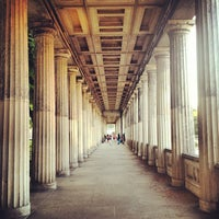 Photo taken at Museum Island by Matas on 7/18/2013