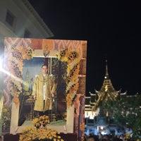 10/5/2017 tarihinde WAN W.ziyaretçi tarafından Dusit Maha Prasat Throne Hall'de çekilen fotoğraf