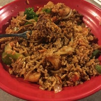 Photo taken at Rice Bowl Asian Kitchen by suzanne s. on 9/28/2017