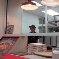 Photo taken at Domino's Pizza by Tugce A. on 7/29/2014