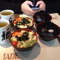 3/5/2014 tarihinde Alessia V.ziyaretçi tarafından Jade Cafè'de çekilen fotoğraf