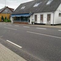 Photo taken at Nørgaard Bageri Og Cafe by Stine on 9/5/2013