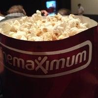 Photo taken at Cinemaximum by Ayşe F. on 1/27/2013