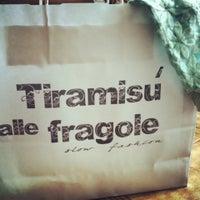 Photo taken at Tiramisù alle Fragole by Eleonora G. on 5/10/2014