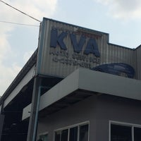 Photo taken at Kva auto center by KED   on 2/16/2014