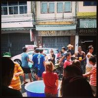 Photo taken at พนัสนิคม by Baas B. on 4/14/2013