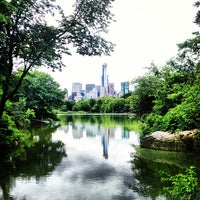 Photo taken at Central Park by Steven R. on 6/8/2013