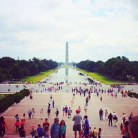 Photo taken at Washington Monument by enomicar on 7/28/2013