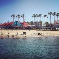 Photo taken at Coronado Beach by enomicar on 5/19/2013