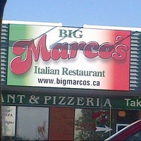 Photo taken at Big Marco's Pizzeria & Restaurant by Crispin B. on 6/4/2013