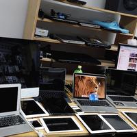 Photo taken at San San Computer by Steve C. on 12/20/2014