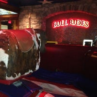 Photo taken at Cadillac Ranch by RODEO B. on 10/7/2012