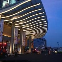 Photo taken at Grand City by Indira Renantera on 5/11/2013