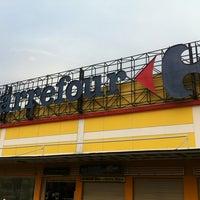 Photo taken at Transmart by Indira Renantera on 11/11/2012