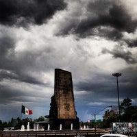 Photo taken at Fuente de Petróleos Mexicanos by René S. on 8/3/2013