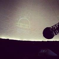 Photo taken at Planetario Germán Barbato by Anderson K. on 9/21/2013