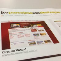 Photo taken at Circuito Virtual by Carlos M. on 8/26/2013