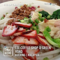 Photo taken at Lee Coffee Shop @ Green Road by Dwin.L on 5/2/2013