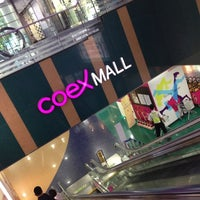 Photo taken at Starfield COEX Mall by Yuii P. on 6/3/2013