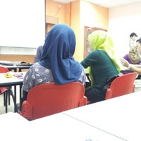 Photo taken at AAGBS, FBM, UITM SHAH ALAM by Azri S. on 10/6/2012