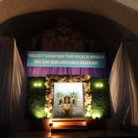 Photo taken at Immaculate Conception Parish Church by Donita V. on 3/25/2016