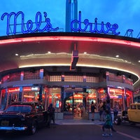 Photo taken at Mel's Drive-In by Donita V. on 7/15/2017