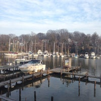 Photo taken at Deep Creek Restaurant and Marina by Laurel A. on 4/8/2014