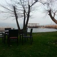 2/24/2013 tarihinde Zeynep P.ziyaretçi tarafından Bacce Restaurant'de çekilen fotoğraf