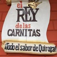Foto tomada en El Rey de Las Carnitas por Salvador Q. el 2/18/2018