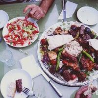 Photo taken at Sümela Cafe&Restaurant by Onur T. on 10/7/2014
