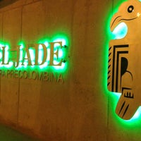 Photo taken at Museo de Jade by Carolina P. on 12/10/2014